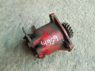 International Farmall 656 Tractor Governor Assembly