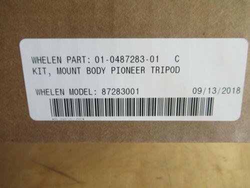 Whelen 87283001 Body Mount kit for Tripod