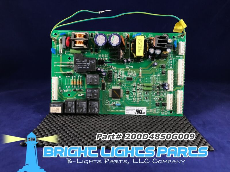 Ge Main Control Board For Ge Refrigerator 200d4850g009 Green