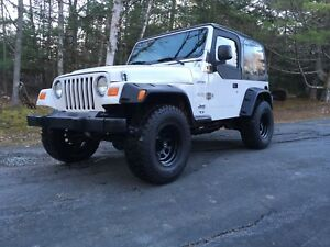 2003 Jeep Wrangler *Well Undercoated*