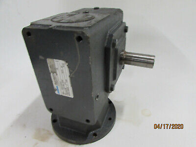 Morse Raider 262q140r40 Angle Gearbox Speed Reducer Xg1168 Ratio 40 To 1 S11