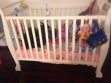 Baby cot for sale Rosemeadow Campbelltown Area Preview