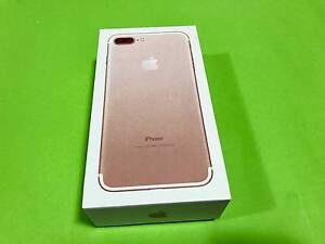 Brand New iPhone 7+ 256 GB  Rose Gold Campsie Canterbury Area Preview
