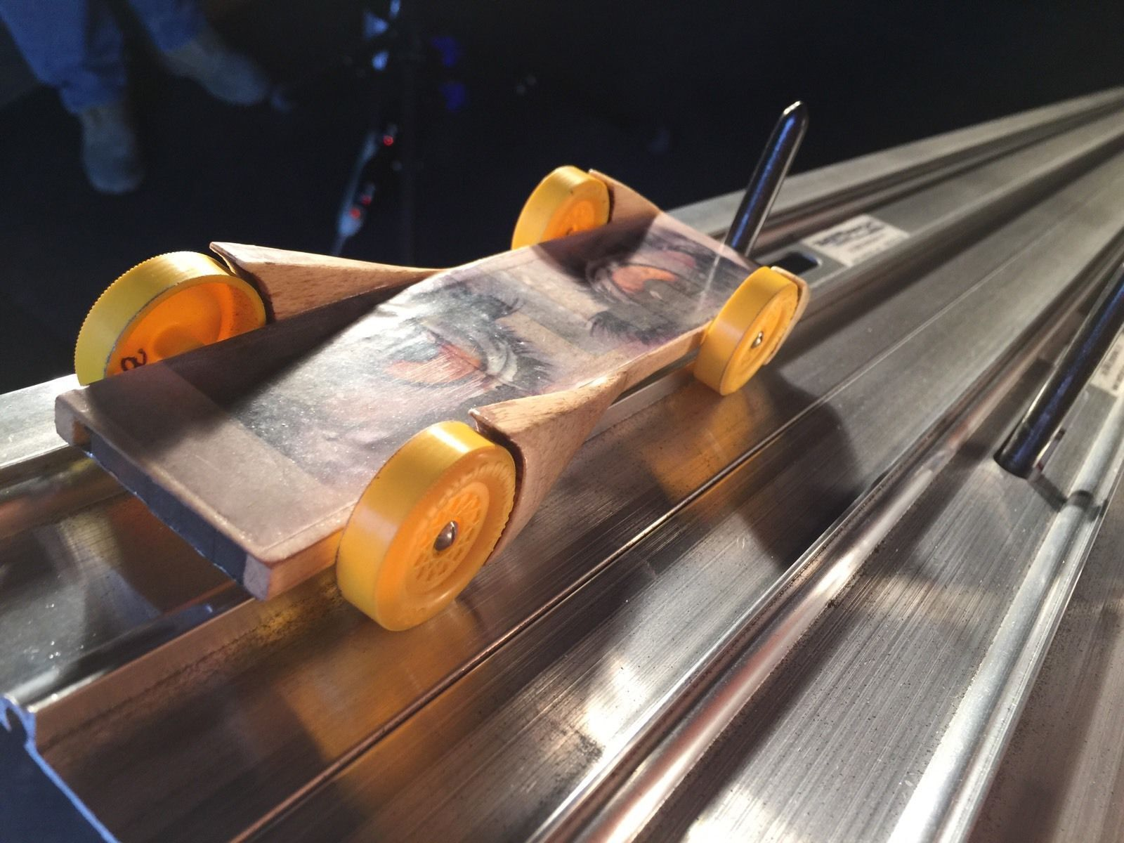 How To Build A Fast Pinewood Derby Car Ebay