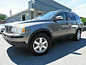 Volvo XC90 2008 AWD V6 -- 7 PASSAGERS - CUIR - IMPECCABLE --