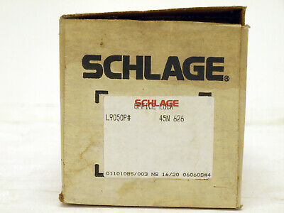 Schlage L-series L90506070 626 Office Mortise Lock - No Lock Cylinder Core