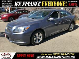 2013 Chevrolet Malibu LS | BLUETOOTH | ONSTAR | LOW KMS