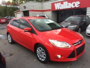 2012 Ford Focus SE Hatchback Automatic