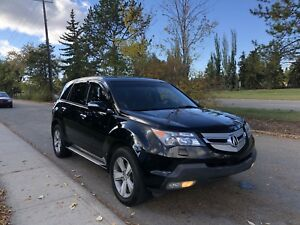 2009 ACURA MDX ELİTE ^^ NO ACCIDENT ^^NAV/BACKUP CAM/DVD