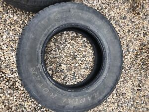 2 Dunlop radial rover AT tires