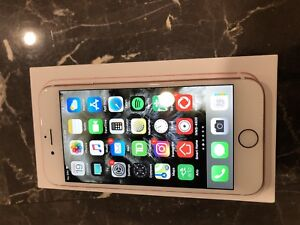 iPhone 6s Rogers Rose gold 64g