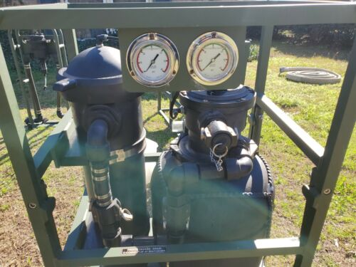 Sand Filter & Ultra Filter  combination Water Purification