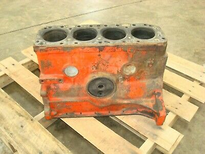 1959 Ford 971 Tractor Gas Engine Block