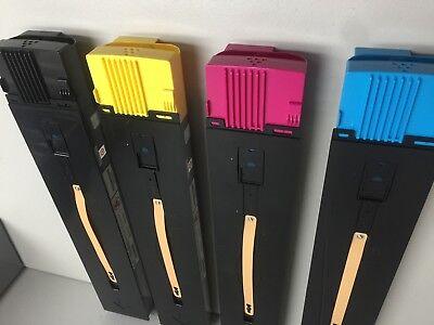 4 x Toner Cartridge for Xerox Color 550/560/570 Digital NON-OEM (JAPAN  Powder)