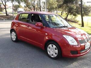 2010 Suzuki Swift Hatchback,low 53000 km,5spd. manual Adelaide CBD Adelaide City Preview