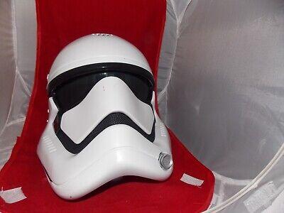 Disney Store Lucasfilm LTD. Star Wars STORM TROOPER Mask (w) Voice