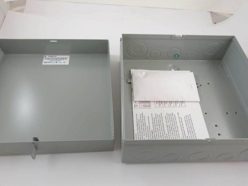 General Electric CR460XE1B Nema 1 Standard Enclosure NEW