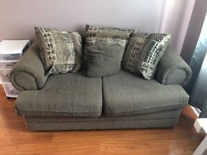 Two seater couch- great condition!!!