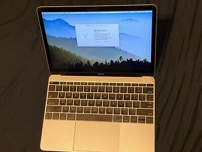 Apple MacBook 12 inch Laptop - MK4N2LL/A (2015) 256gb US SELLER!!FAST SHIPPING!!
