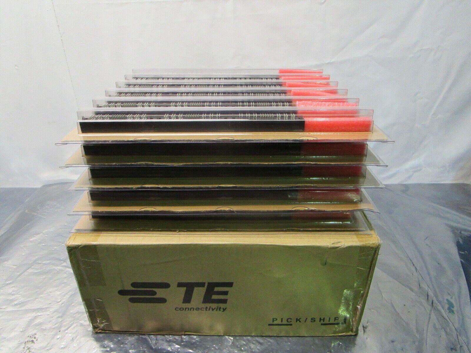 1 Lot of 90 TE connectivity 3-6600333-9 Power-Board MBXL VERT 3P+24S+3P, 101932