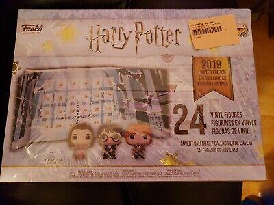Funko Harry Potter 2019 Advent Calendar Brand New In Box 889698427531