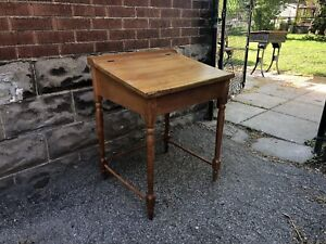 Antique writer's desk / drafting table