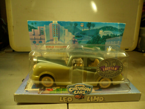 CHEVRON CAR COLLECTIBLE TOY FIGURE LEO LIMO