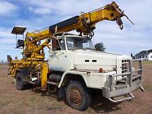 1985 UD Nissan Borer,4x4 Inverell Inverell Area Preview
