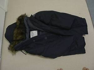 Abercrombie & Finch Climafill Jacket Large Warriewood Pittwater Area Preview