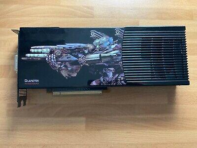 Grafikkarte Leadtek WinFast PX9800GX2
