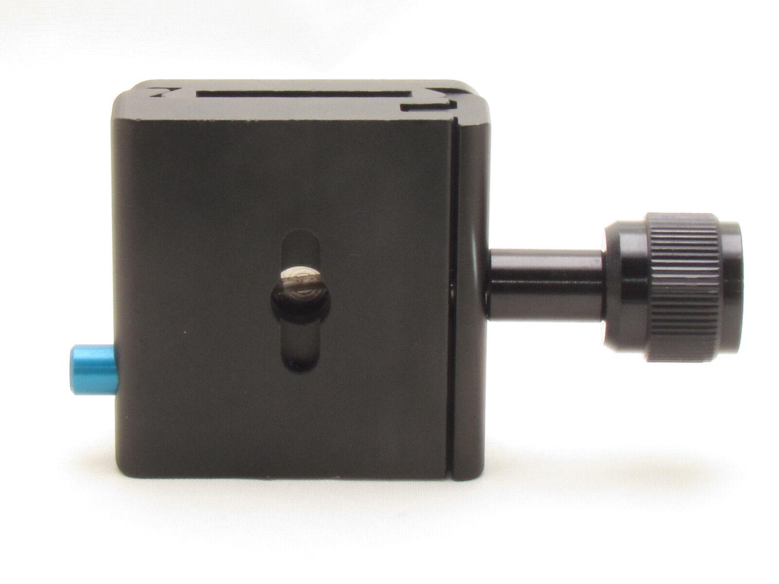 Tripod Ball Head Foto en camera 5 X DAC-02 Desmond 60mm Clamp w Bubble Level  Arca Compatible