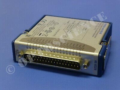 National Instruments Ni 9226 Cdaq Temperature Rtd Input Module