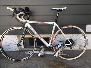 Men's Ridley Road Bike and Trainer European Made