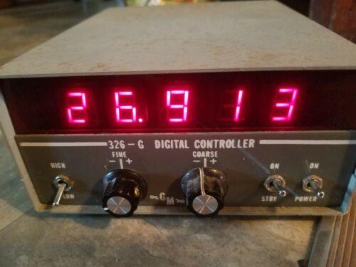 Glen 326-G Digital Controller VFO For Ham Radio Oscillator CB