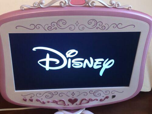 "Disney Princess TV 15"" LCD flat screen Computer Monitor Tested  Works"