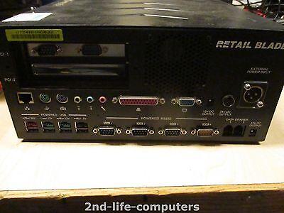DigiPOS Retail Blade POS Computer NO HDD 2GB Celeron 2,5Ghz P-USB 24V 12V + PSU