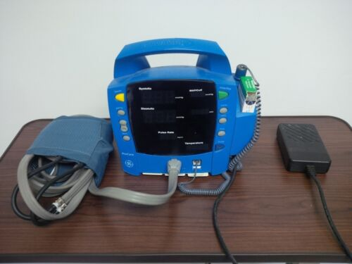 GE Critikon Dinamap ProCare 200 Patient Monitor NIBP, Temp MIAMI