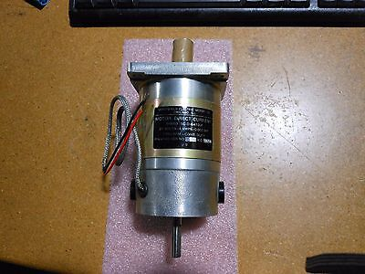 Northfield Dc Motor Part Sc-d-647031 Nsn 6105-00-135-0020 4040