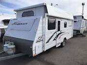 """2014 Jayco """"Starcraft"""" Poptop with Ensuite Hampstead Gardens Port Adelaide Area Preview"""