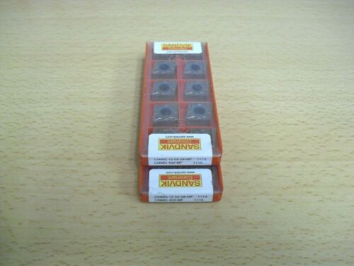 10PCS Authentic CNMG 432 MF 1115 SANDVIK INSERT