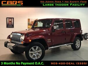 2013 Jeep WRANGLER UNLIMITED  4WD|