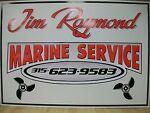 JIM RAYMOND MARINE SERVICE