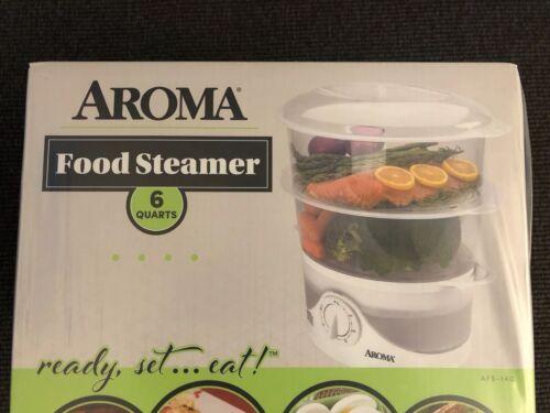Aroma 6 Quart Food Steamer