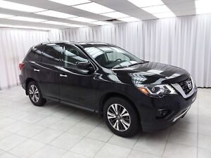2018 Nissan Pathfinder 3.5SV 4x4 7PASS SUV w/ BLUETOOTH, HEATED