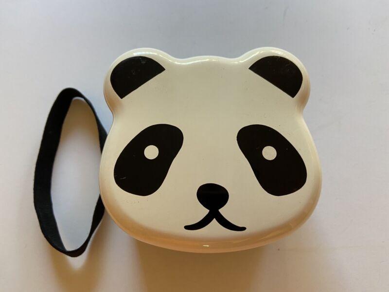 Kotobuki 2-Tiered Bento Box, Panda Bear Shape *Pre-Owned*