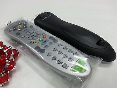 New   Lot Of 2 At T U Verse Standard Rf Remote Control Silver Rcsbc15348  R007 2