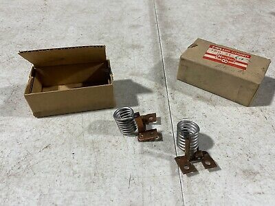 Lot Of Two Monitor Products Size 10 Heater Elements Magnetic 160-31-6.5a Nos