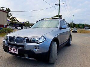 2007 BMW X3 Wagon/AUTO/TURBO DIESEL/REGO/RWC