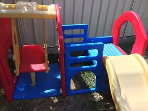 Kids outdoor swing and slide set Theodore Tuggeranong Preview