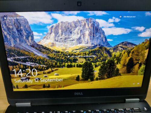 Laptop Windows - Dell Laptop - E7270 i5 Windows 10 Pro